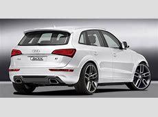 Audi Q5 Update from Caractere Fourtitudecom