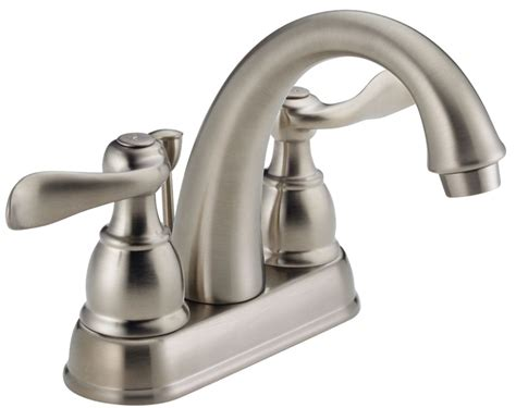 Delta Windemere Faucet by Delta Windemere Lavatory Faucet 5 1 8 In X 3 17 32 In