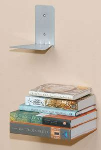 concealed book shelf conceal invisible bookshelf in wall mounted shelves