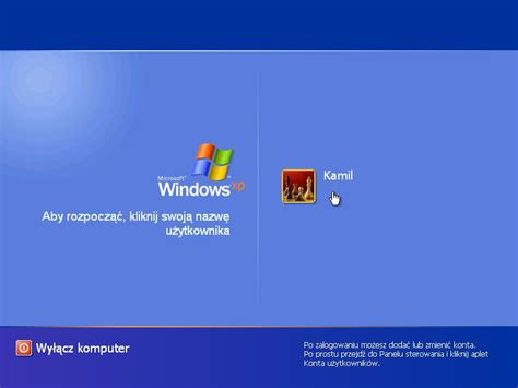 Automatyczne Logowanie W Windows Xp. Jak Wyłączyć Ekran