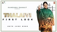 Thalaivi Movie (2020): Release Date, Budget, Cast, Poster ...