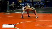 125 lbs Quarterfinal - Darian Cruz, Lehigh vs Thayer ...