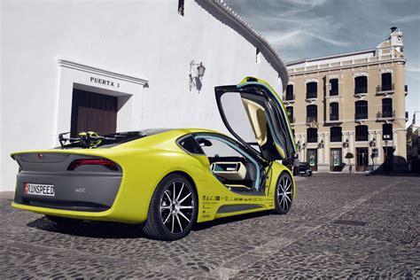 Rinspeed Etos concept debuts as autonomous BMW i8 - Speed Carz