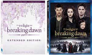 The Twilight Saga Breaking Dawn Part 1 Extended Edition