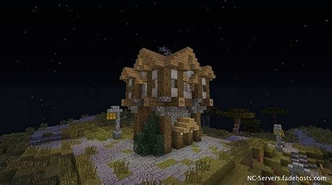 small detailed medieval house minecraft project
