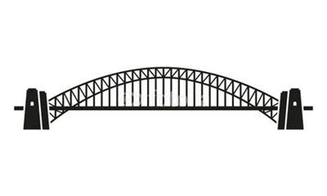 sydney harbour bridge silhouette google search city