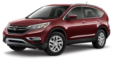 Best Compact Suv For Families Is The 2015 Honda Cr-v
