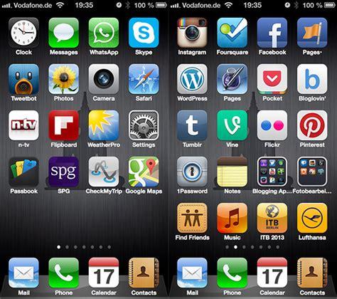 Meine Iphone Apps  Was ist auf meinem Handy?
