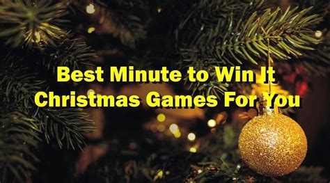 Minute To Win It Christmas Games House Beautiful Living Room Ideas Round Table For Green Accent Chairs Leather Reclining Sets Ceiling Design Small 2017 Storage Chests Wall Mirrors Decor Wooden Floor