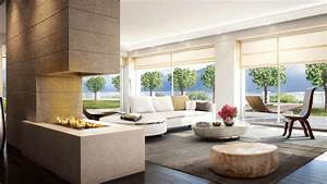 Comfortable Modern Living Room Design Ideas: People's who live