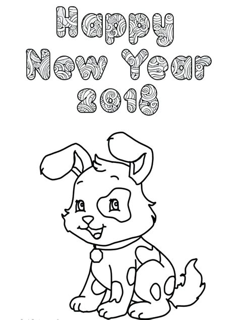 Chinese New Years Coloring Pages Learny Kids