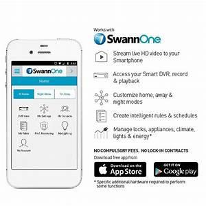 Swann Dvr8