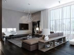 modern neutral living room 1 interior design ideas With modern house interior living room
