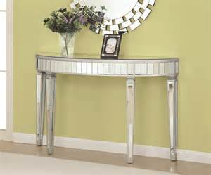 kitchen islands with wine racks coaster 950183 silver glass console table a sofa