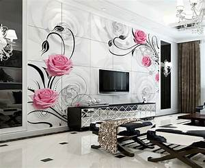Wallpaper designs for living room trends