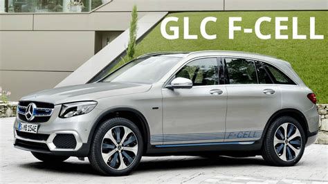 mercedes glc  cell combines electricity