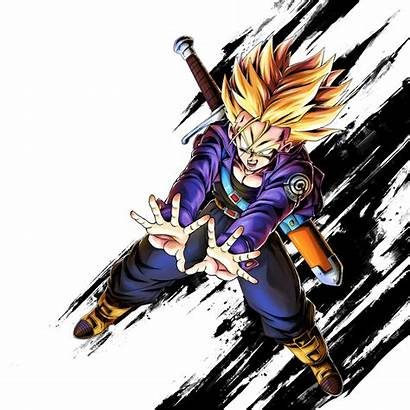 Trunks Legends Dragon Ball Future Ssj Render