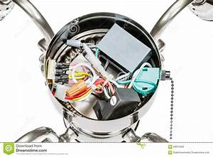 Internal Wiring Stock Image  Image Of Electric  Background