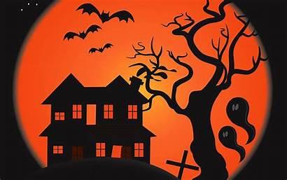 Halloween Scary Scene Hell