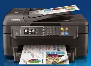 If any of the cartridges installed in the product are broken, incompatible with the product model, or improperly installed, epson status monitor will not. Epson Workforce WF-2660 Driver Download | Driver Printer ...