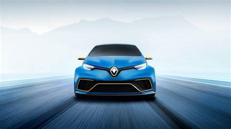 2017 Renault Zoe E Sport 3 Wallpaper Hd Car Wallpapers