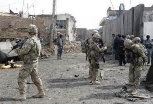 Afghanistan War Us Soldiers