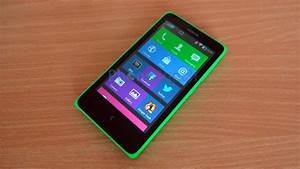 Nokia X Unboxing And Hands