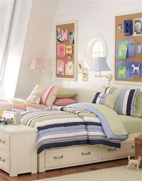 boy shared room 12 blue and pink shared kids rooms kidsomania boy girl twin toddler room ideas pinterest