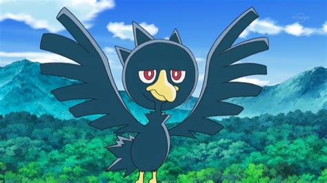 mitchells murkrow pokemon wiki fandom powered  wikia