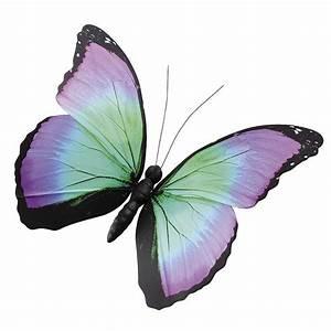 Schmetterlinge Als Deko : deko deko schmetterling himmelsfalter 50 cm dekoration ~ Lizthompson.info Haus und Dekorationen