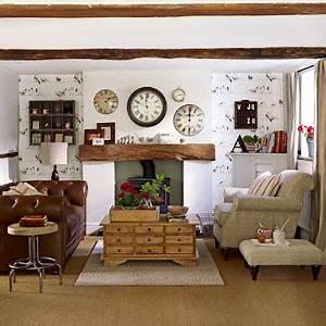 Añade relojes de pared a la decoración