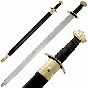Viking Style Battle Ready Sword Blade 40 Inches ...