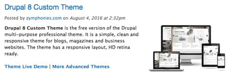 Why Are There No New Drupal 8 Themes?