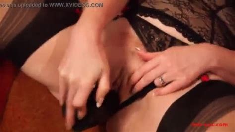 Spanish Milf Montse Swinger Dildo Fucks Nyloned Cunt Free Sex Tube Xxx Videos Porn Movies