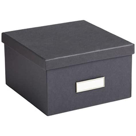 bigso black gold stockholm office storage boxes