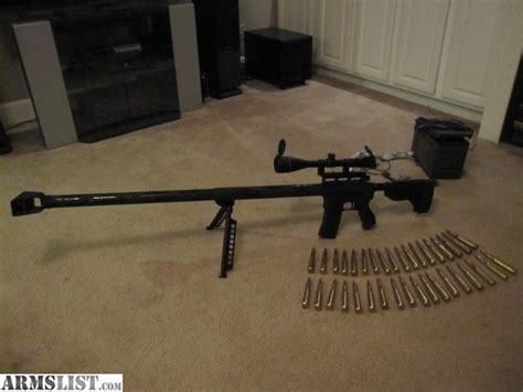 Bmg 50 Cal For Sale by Armslist For Sale Trade 50 Cal Bmg Price Reduced