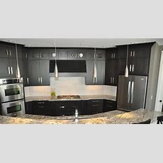* Remodelaholic * Fabulous Kitchen Design; With Black