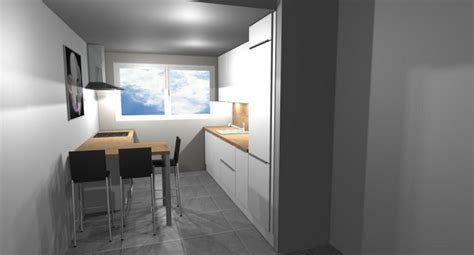 implantation cuisine rénovation 3 implantations pour notre cuisine lalouandco