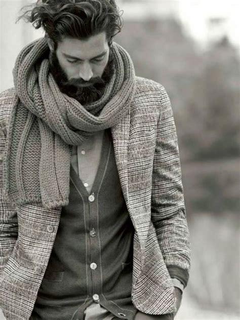 comment porter une echarpe homme comment porter un foulard homme