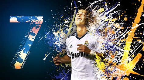 Cr7 Real Name Cristiano Ronaldo Real Madrid Wallpaper 2012 2013 The