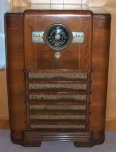 Zenith Antique Console Radios
