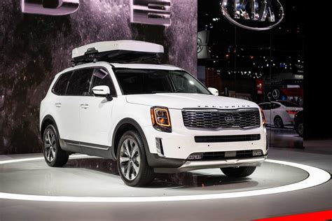 kia telluride 2020 release date 2020 kia telluride release date rating review and price