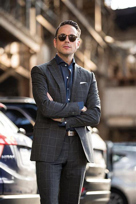 summer wool suit suits wear fabric fresco shirt he wears brian question wearing clothes lightweight drake garrett zegna leight