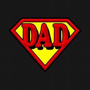 Super Dad - Superman - T-Shirt | TeePublic