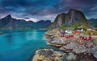 Norway Lofoten Desktop Summertime Wallpapers13 1600