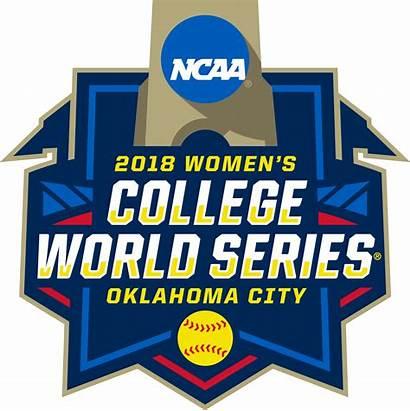 Softball Ncaa College Wcws Series Championship Tournament