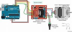 Arduino Basics  Nextion Enhanced Stepper Motor Piano Project