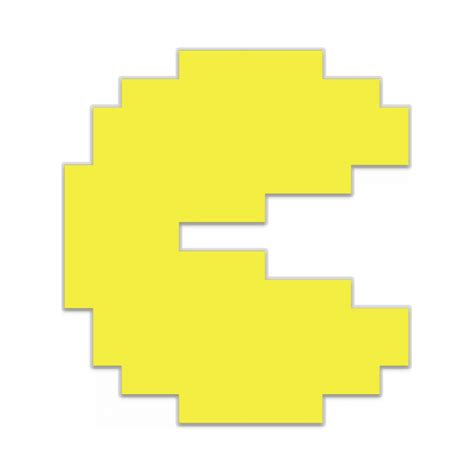 price of a blender pac dot eater yellow shaped sticker unixstickers