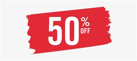 50 Off Png File Download Free - Discount 50% - Free ...