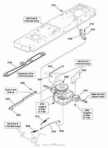 32 Snapper Riding Mower Drive Belt Replacement Diagram